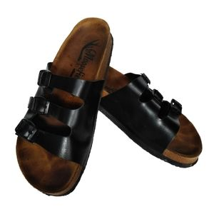 Moosefield Leather Sandals size 41